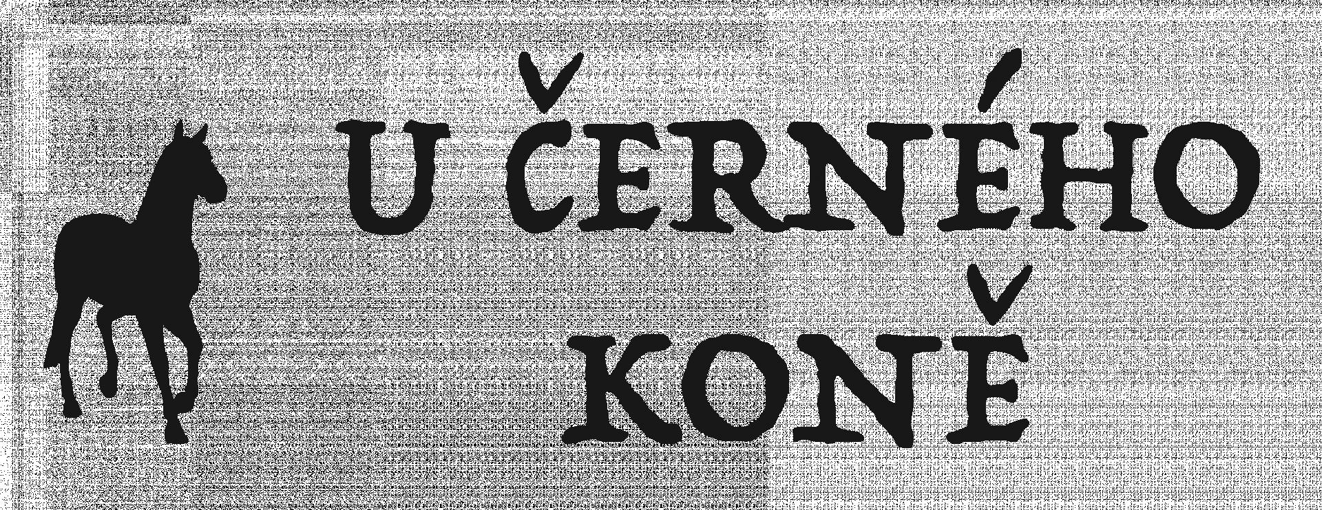Černý kůň logo